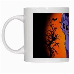 Serukivampirecat White Coffee Mug