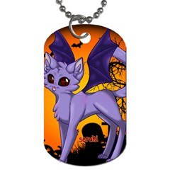 Serukivampirecat Dog Tag (One Sided)
