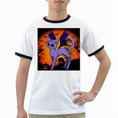 Serukivampirecat Mens' Ringer T-shirt