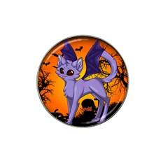 Serukivampirecat Golf Ball Marker 4 Pack (for Hat Clip)