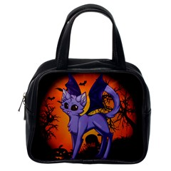 Serukivampirecat Classic Handbag (One Side)