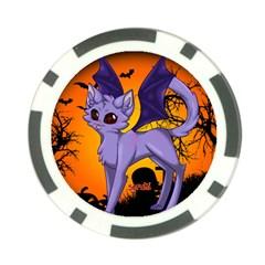 Serukivampirecat Poker Chip 10 Pack