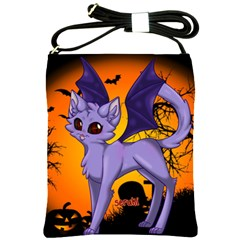 Serukivampirecat Shoulder Sling Bag