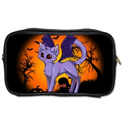 Serukivampirecat Travel Toiletry Bag (two Sides)