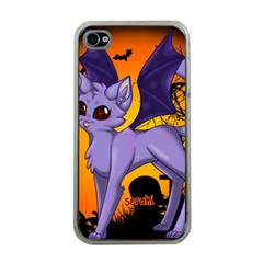 Serukivampirecat Apple Iphone 4 Case (clear)