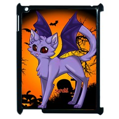 Serukivampirecat Apple Ipad 2 Case (black)