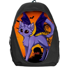 Serukivampirecat Backpack Bag