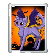 Serukivampirecat Apple iPad 3/4 Case (White)