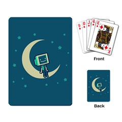 Dreaming Playing Cards Single Design