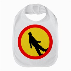 Walking Traffic Sign Bib
