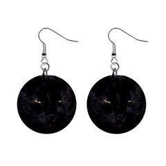 I am watching you! Mini Button Earrings