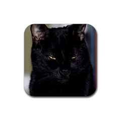 I am watching you! Drink Coaster (Square)