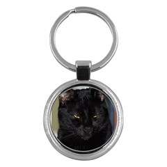 I Am Watching You! Key Chain (round)