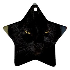 I am watching you! Star Ornament (Two Sides)