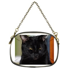 I am watching you! Chain Purse (Two Sided)