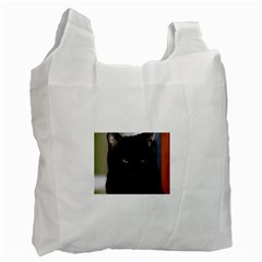 I am watching you! Recycle Bag (Two Sides)