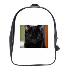 I am watching you! School Bag (Large)