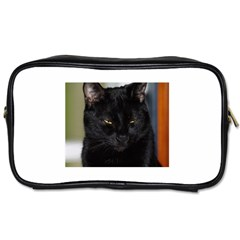 I Am Watching You! Travel Toiletry Bag (two Sides)