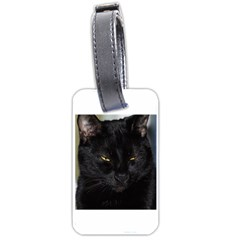 I Am Watching You! Luggage Tag (one Side)