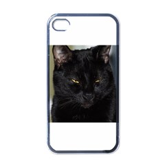I am watching you! Apple iPhone 4 Case (Black)