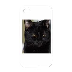 I Am Watching You! Apple Iphone 4 Case (white)