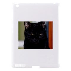 I am watching you! Apple iPad 3/4 Hardshell Case (Compatible with Smart Cover)