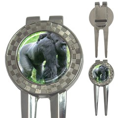 gorilla dad Golf Pitchfork & Ball Marker