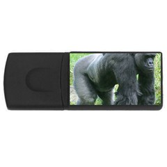 gorilla dad 4GB USB Flash Drive (Rectangle)