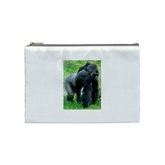 Gorilla Dad Cosmetic Bag (medium)