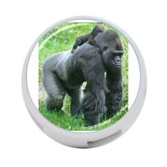 Gorilla Dad 4 Port Usb Hub (one Side)
