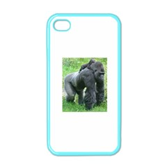 Gorilla Dad Apple Iphone 4 Case (color)