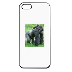 gorilla dad Apple iPhone 5 Seamless Case (Black)