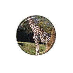 giraffe Golf Ball Marker 4 Pack (for Hat Clip)
