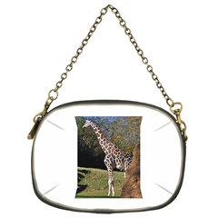Giraffe Chain Purse (one Side)
