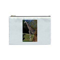 giraffe Cosmetic Bag (Medium)