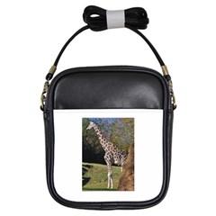 giraffe Girl s Sling Bag