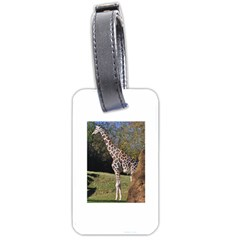 giraffe Luggage Tag (One Side)