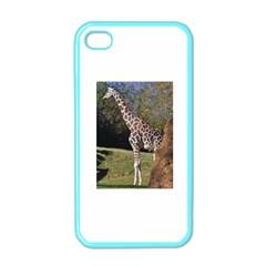 giraffe Apple iPhone 4 Case (Color)