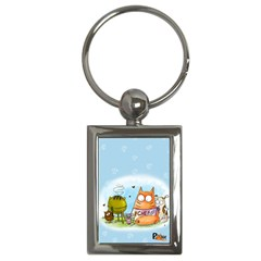Apron Key Chain (Rectangle)