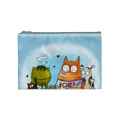 Apron Cosmetic Bag (Medium)