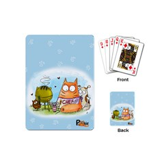 Apron Playing Cards (Mini)
