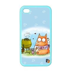 Apron Apple iPhone 4 Case (Color)