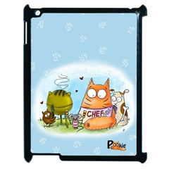 Apron Apple iPad 2 Case (Black)