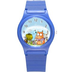 Apron Plastic Sport Watch (small)