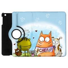 Apron Apple iPad Mini Flip 360 Case