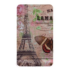 Girly Bee Crown  Butterfly Paris Eiffel Tower Fashion Memory Card Reader (Rectangular)