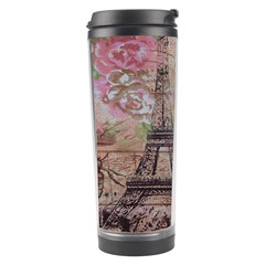 Girly Bee Crown  Butterfly Paris Eiffel Tower Fashion Travel Tumbler