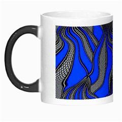 Foolish Movements Blue Morph Mug