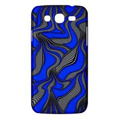 Foolish Movements Blue Samsung Galaxy Mega 5 8 I9152 Hardshell Case