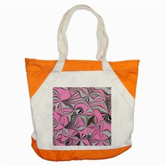 Foolish Movements Pink Effect Jpg Accent Tote Bag